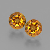 thumb image of 1ct Round Facet Yellow Golden Citrine (ID: 441038)