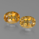thumb image of 2.4ct Oval Facet Yellow Golden Citrine (ID: 450608)
