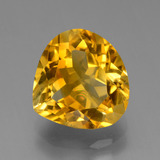 thumb image of 4.4ct Pear Facet Yellow Golden Citrine (ID: 453669)