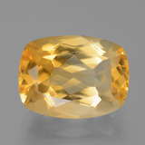 thumb image of 7.2ct Cushion-Cut Yellow Golden Citrine (ID: 453711)