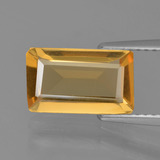 thumb image of 1.9ct Octagon Step Cut Yellow Golden Citrine (ID: 453835)