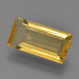 thumb image of 3.4ct Baguette Facet Yellow Golden Citrine (ID: 455144)