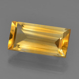 thumb image of 2.7ct Baguette Facet Yellow Golden Citrine (ID: 455579)