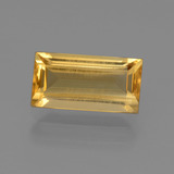 thumb image of 1.6ct Baguette Facet Yellow Golden Citrine (ID: 455702)