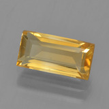 thumb image of 1.7ct Baguette Facet Yellow Golden Citrine (ID: 455780)