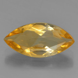 thumb image of 1.8ct Marquise Facet Yellow Golden Citrine (ID: 456301)