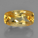 thumb image of 2.5ct Cushion-Cut Yellow Golden Citrine (ID: 456591)