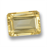 thumb image of 15.8ct Octagon Step Cut Yellow Golden Citrine (ID: 460097)