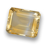 thumb image of 4.2ct Octagon Step Cut Yellow Golden Citrine (ID: 461036)