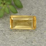thumb image of 0.8ct Octagon Step Cut Yellow Citrine (ID: 493224)