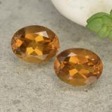 thumb image of 1.8ct Oval Facet Yellow Orange Citrine (ID: 497518)