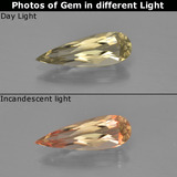 thumb image of 1ct Pear Facet Green/Pink Color-Change Diaspore (ID: 454410)