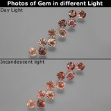 thumb image of 2ct Round Facet Multicolor Color-Change Sapphire (ID: 401556)