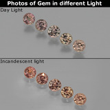thumb image of 1.6ct Round Facet Multicolor Color-Change Sapphire (ID: 401630)