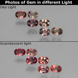 thumb image of 2.1ct Oval Facet Multicolor Color-Change Sapphire (ID: 403763)
