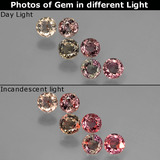 thumb image of 1.7ct Round Facet Multicolor Color-Change Sapphire (ID: 403768)