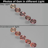 thumb image of 1.8ct Oval Facet Multicolor Color-Change Sapphire (ID: 403803)