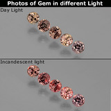 thumb image of 1.4ct Round Facet Multicolor Color-Change Sapphire (ID: 403840)