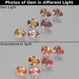 thumb image of 1.9ct Pear Facet Multicolor Color-Change Sapphire (ID: 403909)