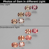 thumb image of 1.2ct Oval Facet Multicolor Color-Change Sapphire (ID: 403910)