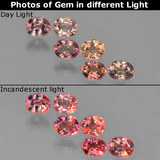 thumb image of 1.5ct Oval Facet Multicolor Color-Change Sapphire (ID: 403911)