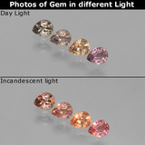 thumb image of 1.1ct Pear Facet Multicolor Color-Change Sapphire (ID: 403969)