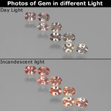thumb image of 2.2ct Oval Facet Violet to Red Color-Change Sapphire (ID: 404063)