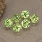 thumb image of 1.5ct Diamond-Cut Green Demantoid Garnet (ID: 265571)