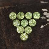 thumb image of 1.5ct Diamond-Cut Golden Green Demantoid Garnet (ID: 468832)