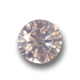 thumb image of 1ct Diamond-Cut Champagne Diamond (ID: 458821)