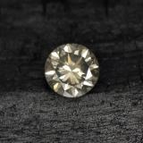 thumb image of 0.2ct Diamond-Cut Light Champagne Diamond (ID: 467146)