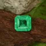 thumb image of 1.6ct Octagon Facet Green Emerald (ID: 380145)