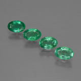 thumb image of 1.9ct Oval Facet Green Emerald (ID: 412070)