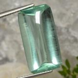 thumb image of 15ct Octagon Cabochon Green Fluorite (ID: 472709)