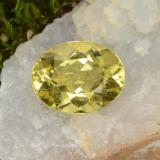 thumb image of 1.4ct Oval Facet Yellow Golden Beryl (ID: 305834)