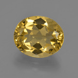 thumb image of 4.9ct Oval Facet Yellow Golden Golden Beryl (ID: 422693)