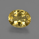 thumb image of 3ct Oval Facet Yellow Golden Golden Beryl (ID: 422697)