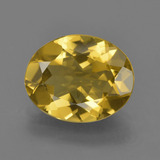 thumb image of 2.9ct Oval Facet Yellow Golden Golden Beryl (ID: 422719)