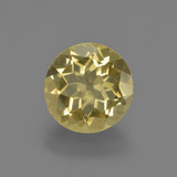 thumb image of 2ct Round Facet Yellow Golden Golden Beryl (ID: 422734)