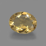 thumb image of 2ct Oval Facet Yellow Golden Golden Beryl (ID: 422759)