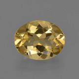 thumb image of 2.2ct Oval Facet Yellow Golden Golden Beryl (ID: 422779)