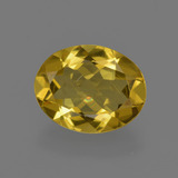 thumb image of 2.1ct Oval Facet Yellow Golden Golden Beryl (ID: 422783)