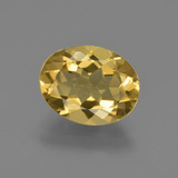 thumb image of 1.9ct Oval Facet Yellow Golden Golden Beryl (ID: 422846)