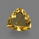 thumb image of 1.9ct Trillion Facet Yellow Golden Golden Beryl (ID: 422899)