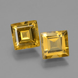 thumb image of 1.4ct Square Facet Yellow Golden Golden Beryl (ID: 436010)