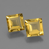 thumb image of 2.8ct Square Facet Yellow Golden Golden Beryl (ID: 436011)