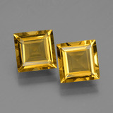 thumb image of 2.9ct Square Facet Yellow Golden Golden Beryl (ID: 436013)