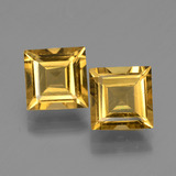 thumb image of 3.1ct Square Facet Yellow Golden Golden Beryl (ID: 436015)
