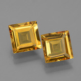thumb image of 3.1ct Square Facet Yellow Golden Golden Beryl (ID: 436016)