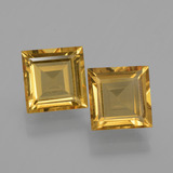thumb image of 3.2ct Square Facet Yellow Golden Golden Beryl (ID: 436126)